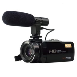 """Wholesale Full Hdv - ORDRO HDV-Z20 WIFI 1080P Full HD Digital Video Camera Camcorder 24MP 16X Zoom Recoding 3.0"""" LCD Screen with remote control"""