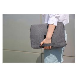 portefeuilles de femmes en gros Promotion Vente en gros- Highend Casual unisexe porte-documents Business MenWomen Polyester Portable Sacs taille 15 ''