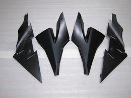 Wholesale Kawasaki Ninja Body Kit Parts - Aftermarket body parts fairing kit for Kawasaki ninja ZX10R 2004 2005 black fairings set ZX10R 04 05 IT22