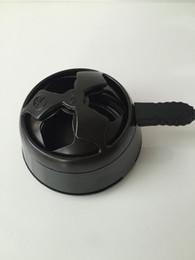narguilé charbon de bois Promotion Vente en gros- 1 Mini Shisha Narguilé Bowl, titulaire de charbon de bois, tête de narguilé, brûleur de poêle à charbon, Heat Acperorios Keeper