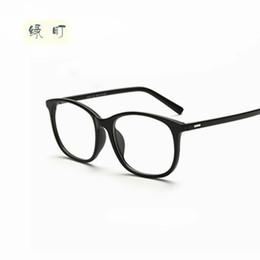 60165ece0f3 Wholesale- fashion brand Eyeglasses Frame Brand Women Fashion Men Optical  eye glasses Frame Eyewear Oculos De Grau Armacao cj8121