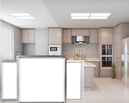 grandes luces de techo led Rebajas Lámparas 300x300mm / 300x600mm / 600x600mm Large techo Panel LED luz empotrada Lead luz del panel Ceil techo iluminación interior 12W / 18W / 24W / 36W / 48W