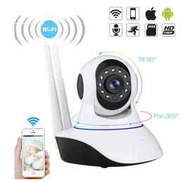 Kablosuz Wifi ip Kamera 720 p / 1080 P Wi-fi cctv Ev Güvenlik Kamera Gözetim P2P Gece Görüş Onvif Bebek Monitörü nereden ip güvenlik kameraları tedarikçiler