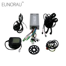 Wholesale electric bicycle motor controller - Electric bicycle controller Conversion Kit e bike controller system for 48V750W 1000W hub motor kit