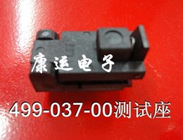 Wholesale Vw Block - Gold plated ic test block separate adapter WELLS-CTI SOT89-4L 499-P37-20 499-037-0