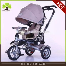 Wholesale China Baby Supplies - CE approved carrier 3 in 1 baby smart trike,Cheap price factory supply baby tricycle 2017,baby tricycle manufacturer in china