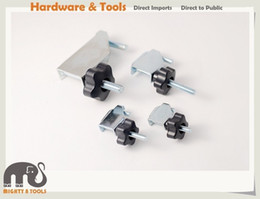 Wholesale Vacuum Clamping - 10-45mm 4pc Fluid Fuel Vacuum Line Stop Switch Off Clamp Hose Clamping Set