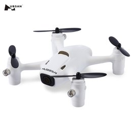 Wholesale rc remote control ufo - Hubsan X4 Camera Plus + 2.4GHz Remote Control Quadcopter UFO with 720P HD Camera for Smooth Flights to Get Better Image Drones RC HOT +B