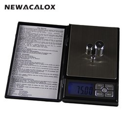 Wholesale Precision Medical - Notebook Medical Electronics Counting Gold CD Jewelry Scales Personal Scale Precision Balance 0.01g 500g
