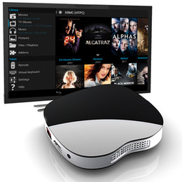 Wholesale Player For Streaming - Android Media Player For TV Rockchip Quad core RK3229 Live Streaming Box 4K Wholesale
