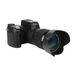 Wholesale pixels digital camera - Upgraded Professional Protax POLO SLR D7300 16M Mega Pixels HD Digital Camera with Interchangeable Lens
