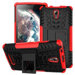 Wholesale Lenovo Phones For Sale - Hot Sale Phone Case For Lenovo A2010 Tough Impact Case Heavy Duty Armor Hybrid Anti-knock Silicon Hard Back Cover With Stand