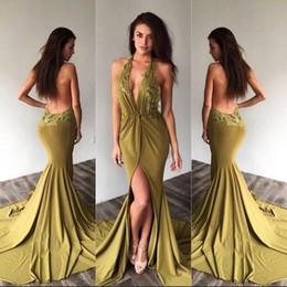 Venta de vestido verde olivo