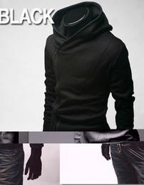 Wholesale Sexy Tracksuit Men - Wholesale-2015 Hoodies Men Sweatshirt Male Tracksuit Hooded Jacket Casual sexy Male Hooded Jackets YN001