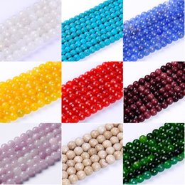 Wholesale Natural Turquoise Round Beads 8mm - 1pack lot 8mm AAA quality multicolor round multi-faceted natural gem Turquoise stone beads for DIY jewelry making