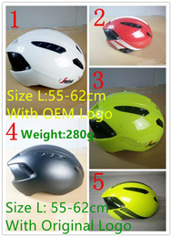 Wholesale Helmet Cycles - OEM ODM Your Brand Logo Bike Road MTB Bontr TKRE OEM Logo Aero Cycling Helmet Size L (55-62cm) Weight 280g Total have 5 Colors Available
