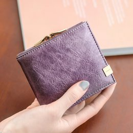 Wholesale Wholesale Women S Purses - Wholesale- Women Wallet Female 2017 Coin Purses Holders Brand Genuine Leather Ladies Wallets Purse Women 's Clutches clutch carteira 605
