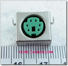 Wholesale Dinning Plates - Suyin 6p din connector round mouse keyboard socket plate 030234fb006t104kl