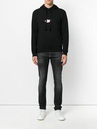 Wholesale Women S P - Saint L P 2018SS Hoodies Lip Printed Casual Sweatshirts Top Quality Men and Women Sweatshirts Fashion Trend HFLSWY004