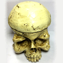 Wholesale Skull Ink Cap - Free shipping Tattoo cups holder Skull Style Tattoo Art Supply Ink Cap Cups Holder Ink Cup Holder