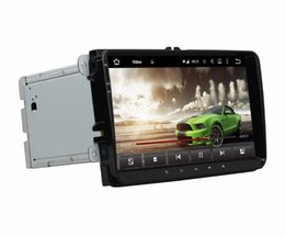 "Wholesale Dvd Player Skoda Fabia - 2GB RAM Octa Core 9"" Android 6.0 Car DVD Player for VW Skoda Polo Passat CC Tiguan Touran Bora Seat Touareg Golf Fabia Superb Car DVD Player"