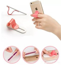 Deutschland 2017 multi band waschbar smart finger grip selbst stehende aufkleber magic ring halterung handyhalter für iphone 6 s 7 8 plus samsung s8 s7 rand Versorgung