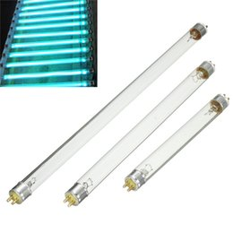 Wholesale uv lamp replacement bulbs - Wholesale-Best Promotion!! 4W 6W 8W T5 UV Tube Bulb Lamp Waterproof UV Light Replacement For Pond Tank Clear Germicidal Sterilizer Lamp