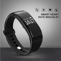 Wholesale Multifunctional Sport Watch - High Quality Smart Bracelet Sport Watches Wristband Fitness Band IP67 Waterproof Swimming Heart Rate Iphone Android mi Band Long Standby 606