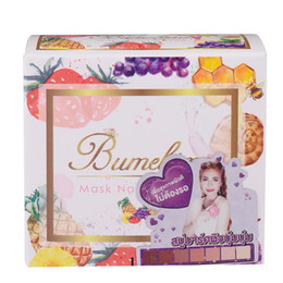 Wholesale Fruit Skins - Bumebime Handmade Soaps with Fruit Essential Natural Mask Bright Oil Soap Body Skin Smooth Soap 100g