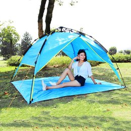 Wholesale Camp Canopies - Wholesale-2016 Waterproof Camping Mattress Outdoor Tent Oxford Cloth Canopy Picnic Mat new