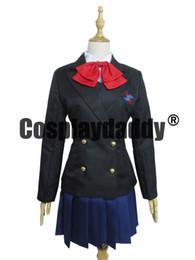 Wholesale Akazawa Izumi - Another Misaki Mei Misaki Girls School Uniform Akazawa Izumi Cosplay Costume