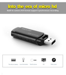 MINI USB Disk Kamera U838 HD 1080 P U disk Mini Kamera Taşınabilir USB Flash Sürücü iğne deliği Kamera Desteği IR Gece Görüş nereden usb flash stickler tedarikçiler