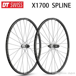 Wholesale Mountain Bike 29er Wheels - Switzerland DT SWISS x1700 XC Mountain bike wheel set 27.5   29ER six nail ultra light wheel group