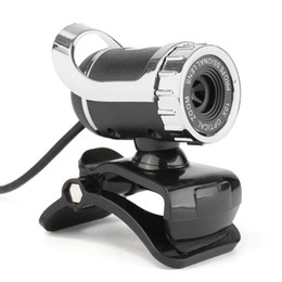 Wholesale 12m camera - HD 12M Pixels High Definition Webcamera CMOS Rotatable Webcams USB Web Camera With Microphone Mic for Computer PC Laptop 2017