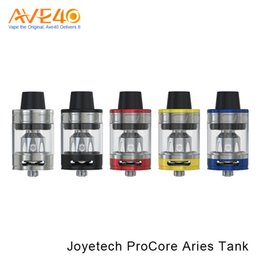 Wholesale Flip System - Authentic Joyetech ProCore Aries Tank Five Colors Advanced Top Flip-and-fill System Fit for eVic Primo Mini Box Mod
