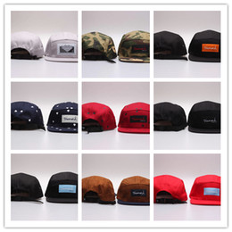 Wholesale Blank Panels Cap - Newest Design Hot Diamond 5 Panel Hats Blank , Classic Flower Men's Snapback, women adjustable baseball caps , Embroidery Flat Hats