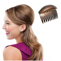 Wholesale Updo Hair Accessories - New Women Hair Accessories Updo Princess Girls Hair Combs Head Bands Pad bulkness Hair Clips Bun Maker Tools Headbands free shipping