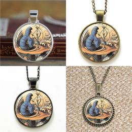 Bracelet des merveilles en Ligne-10pcs Alice au pays des merveilles Alice le collier porte-clés signet bouton de manchette boucle d'oreille bracelet