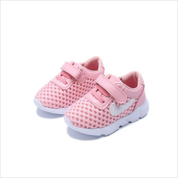 Wholesale Styles Shoes Boys - 2017 Classic Style Spring autumn New Fashion Children Shoes Running Boys And Girls Toddler Shoes Baby Kids Sneakers 21-25