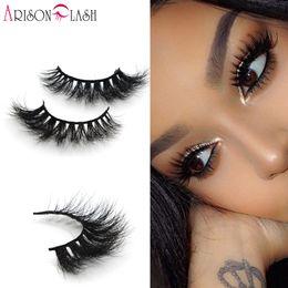 4ab41000b5a Wholesale- Lilly Miami 3D Full Strip Lashes 100% Real Siberian Mink Strip Eyelashes  3D Mink False Eyelashes Arison Lashes0011 Free Shipping