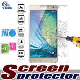 Wholesale Galaxy Grand Screen Guard - Tempered Glass Explosion Screen Protector Film Guard For iPhone 7 Plus Samsung Galaxy S7 Note 5 Grand Core Prime G7200 I8262 I9200 G386F
