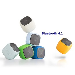 Wholesale Bluetooth Speakers Blue Box - Wholesale - computer speakers, creative Bluetooth speakers computer peripheral accessories, IP54 waterproof and dustproof new packaging free