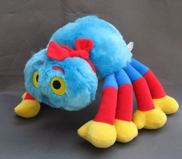 """Wholesale Soft Toys Spider - Wholesale- Woolly and Tig - Spider WOOLLY Plush SOFT TOY 14"""" NEW"""