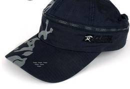Wholesale Use Tie - Spring and summer the new dual-use caps Korean version of the men's baseball cap shade empty cap