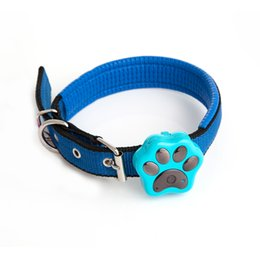 Wholesale Gps Dog Collars - Wholesale RF-V30 Outdoor Tracker Mobile Long Battery Life New Year Product Anti-lost Collar Waterproof Dog Cat Mini Pet GPS Training Device