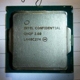 Wholesale Quad Lock - Intel I7 6700K QHQF ES Engineering version Q0 2.6HMz 1151 Quad-Core8 threads Frequency2.6-3.4G not lock frequency multiplication