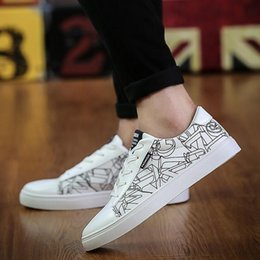 Wholesale Cheap Designer Shoes Free Shipping - New Fashion Spring Men's Sport Casual Shoes High Quality Style Sneaker Hot Sale Shoes Cheap Designer Brand Free Shipping