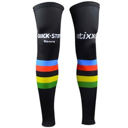 Wholesale Leg Warmer Cycle - Etixx pro team Cycling Legs Warmer legwarmers leg warmers bicycle Windproof Legging bike accessories cycling maillot ciclismo D1526