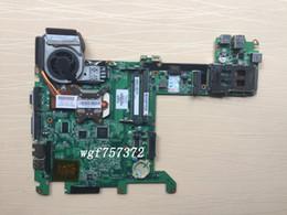 Wholesale Fan Hp Laptop - For HP Pavilion TX2 TX2-1000 TX2-1050 Laptop Motherboard 504466-001 w  AMD CPU + Fan DDR2 AMD Notebook Systemboard