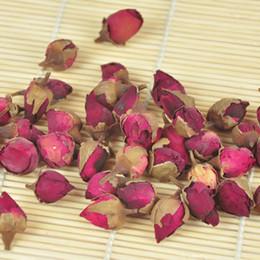 Wholesale Healthy Tea Drinks - Red Chinese Rose Scented Tea Beauty Organic Premium Bulk Flower Tea Healthy Drink 10 Gram 1 Bag